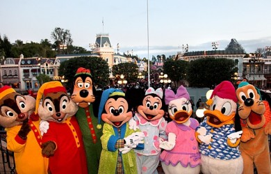 Disneyland Top Stories 10 of 2012