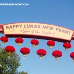 Disney Lunar New Year