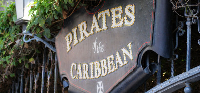 Secrets and Haistory of Pirates of the Caribbean