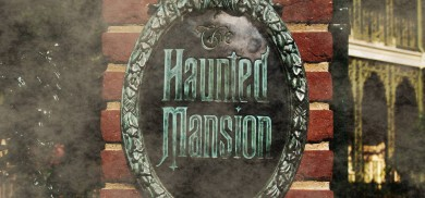 Secrets and History of the Haunted Mansion at Disneyland