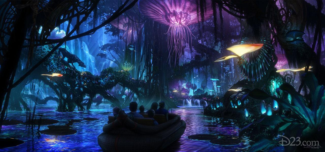 Avatar Land - Novità 2017 Animal Kingdom Hr_Avatar_Land_4
