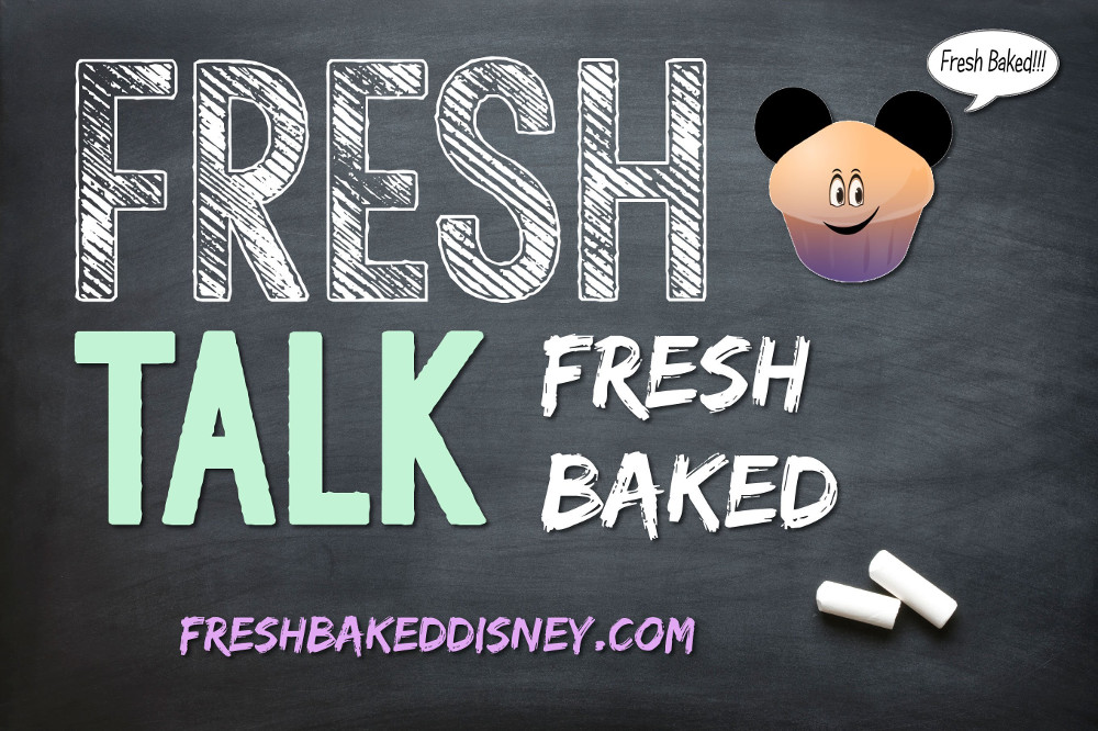 Fresh Baked Disney