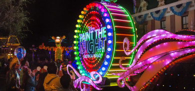 Paint the Night Parade Review