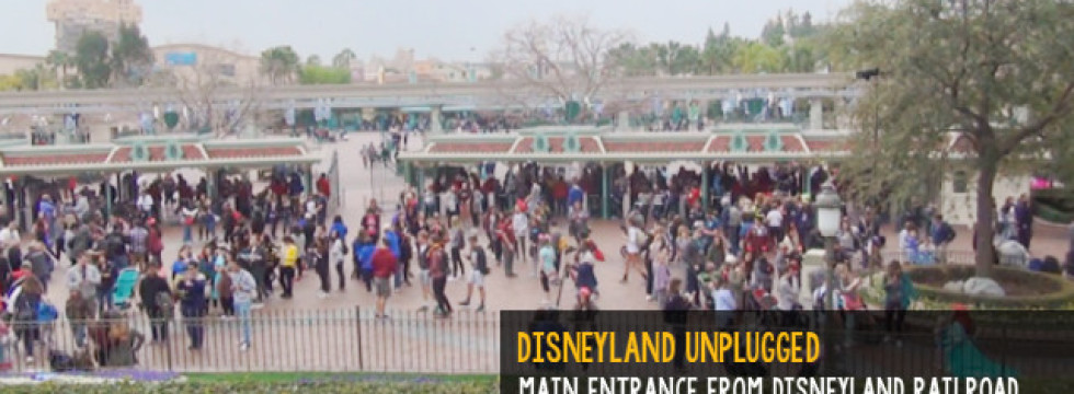 Disneyland Main Entrance | Acoustic
