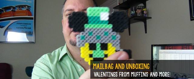 Valentines Day Mail and Unboxing