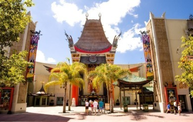 The week we went to Hollywood Studios for the first time - 10/08/16