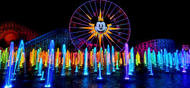 We're back for more Festival of Holidays including Mostly Kosher, RAISE, and the new World of Color: Season of Light.