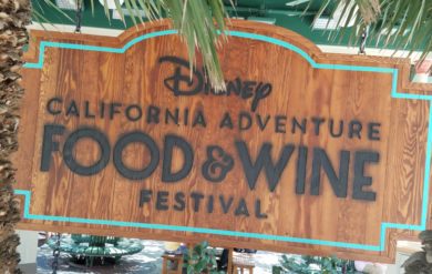 Food and Wine Festival Spring 2016