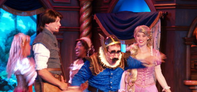 Tangled Show