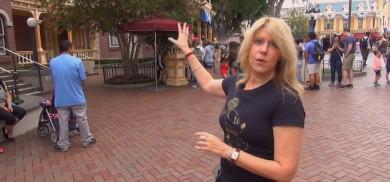 Secrets and History of Main Street Disneyland with Kat Cressida