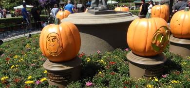 The week we began the Halloween Season! - 09/10/16