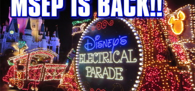 We're getting the Main Street Electrical Parade back!!