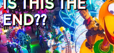 Are we losing Paint the Night forever?