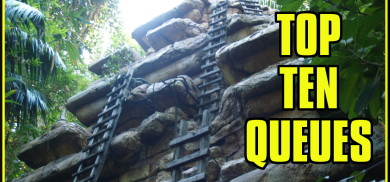 Best Queues at Disneyland | Fresh Baked Top 10