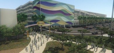 New parking structure for Disneyland on the way - Rumors and Speculation