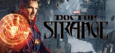 Our Doctor Strange Sneak Preview adventure at Downtown Disney