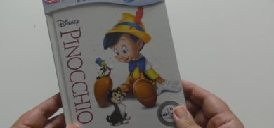 Pinocchio Blu Ray unboxing and review
