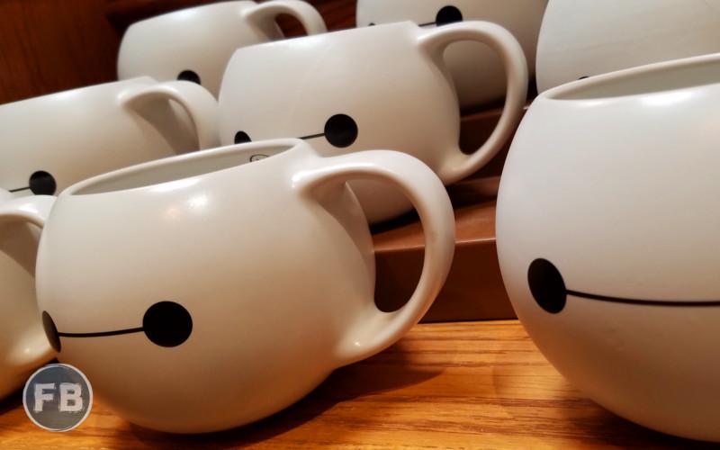 Baymax Coffee Mug