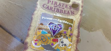 The week we celebrated Pirates of the Caribbean